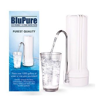 Blu Pure Ultimate 13 Stage Water Filter