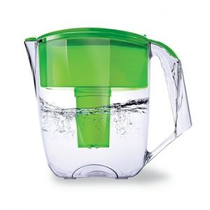 Ecosoft 8 Cup Water Filter Pitcher