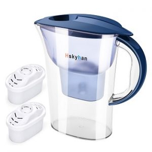Hskyhan Water Filter Pitcher