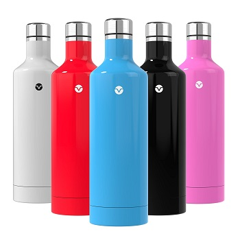 Vremi Stainless Steel Water Bottle