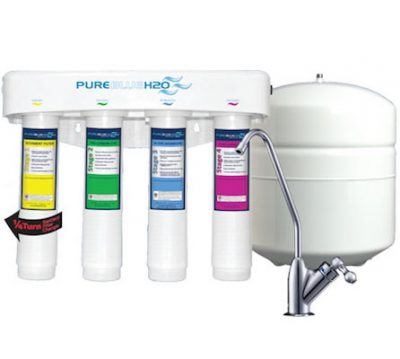 Pure Blue H2o Reverse Osmosis System Review