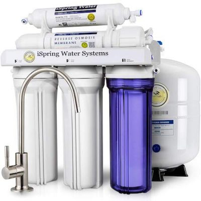 iSpring RCC7 5-Stage Reverse Osmosis System Review